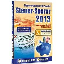 Steuer-Sparer 2013 - Steuererklärung 2012 am PC