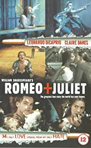 Romeo And Juliet [VHS] [1997]