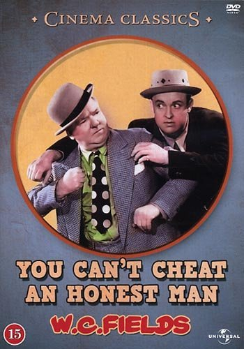 You Can't Cheat An Honest Man - DVD - W.C. Fields -George Marshall and Edward F. Cline with WC Fields and Edgar Bergen . by WC Fields Edgar Bergen Charlie McCarthy Mortimer Snerd Constance Moore John Arledge James Bush Thurston Hall Mary Forbes Edward Brophy Arthur Hohl Princess Baba Blacaman (Cheats Für W)