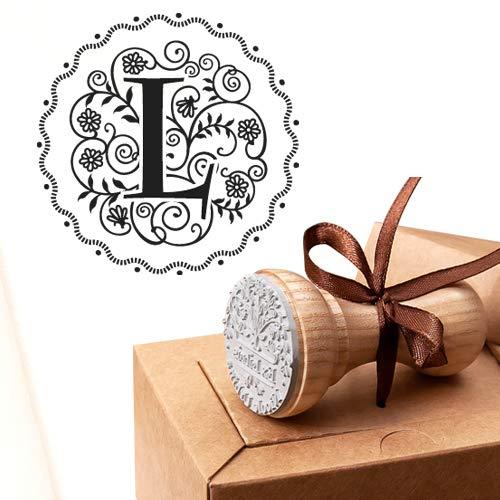 Alphabet Initiale L, Benutzerdefinierte Monogramm-Initiale, Hochzeit Gefälligkeiten, Geburtstag Initiale L ()