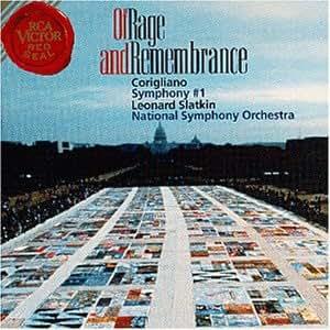 Of Rage & Remembrance/Symphony No. 1