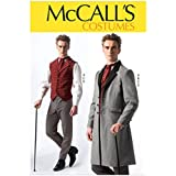 Mccall's Patterns MC7003MEN Patrons de costumes pour homme Tailles 34 à 52
