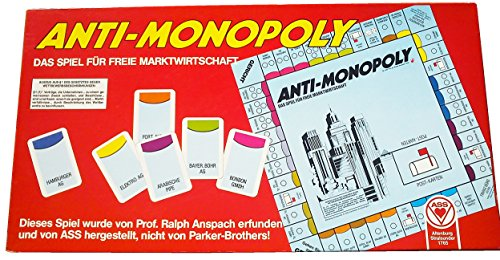 ASS Anti-Monopoly