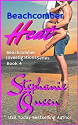 Beachcomber Heat: Beachcomber Investigations Book 4 (English Edition)