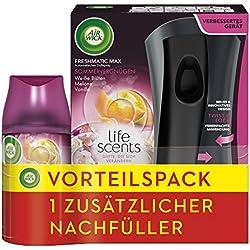 Air Wick Freshmatic Automatisches Duftspray, Sommervergnügen, Starter-Set inkl. 2 Nachfüller, 2x250 ml