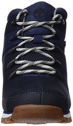 Timberland Euro Sprint Fabric, Bottes Chukka Homme, Noir Bleu (Navy 019)