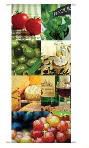 TEXTILBANNER Wand-Deko Textilbild Banner Fotoprint Bild Poster Jamie