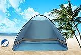 tente de plage anti uv parasol abri tente plage pop up abri...