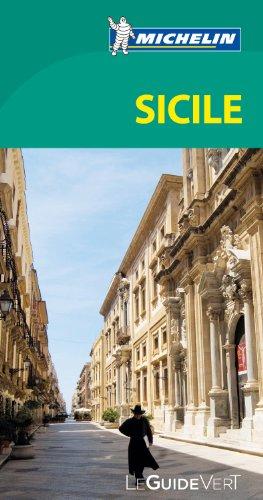Le Guide Vert Sicile Michelin