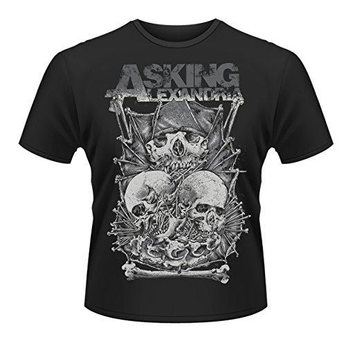 Skulls skulls and more skulls t-shirts il miglior prezzo di Amazon ... 02a144776