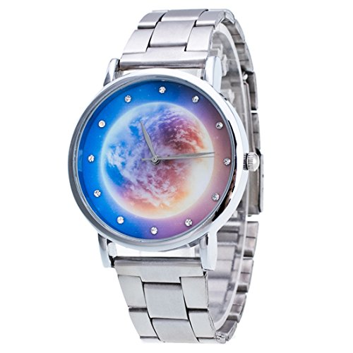 Souarts-Steel-Band-Meteor-Pattern-Rhinestone-Dial-Quartz-Analog-Wrist-Watch-25cm