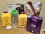 Forever Living Clean 9 c9 Perdita di peso naturale chocolate (CIOCCOLATO)