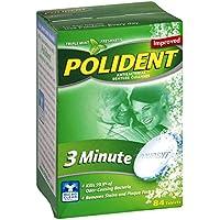Polident 3 Minute Triple Mint Freshness Antibacterial