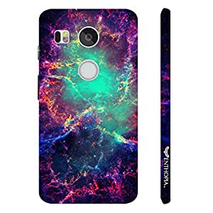 Google Nexus 5X The Eye of the Storm designer mobile hard shell case by Enthopia