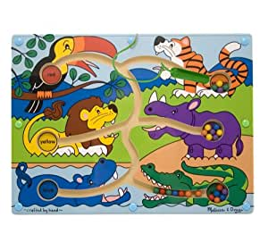 Melissa & Doug Magnetic Colour Maze