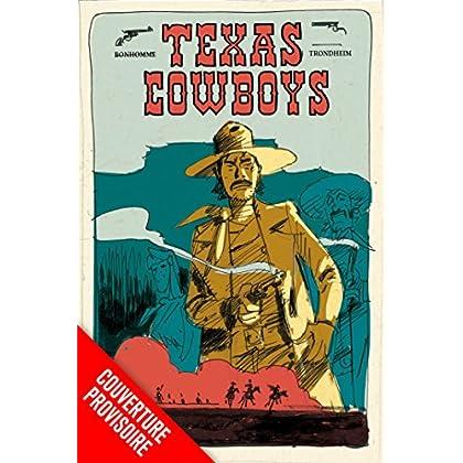 Texas Cowboys : Coffret en 2 volumes avec un livret de croquis et dessins