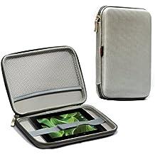 Navitech Custodia/Cover Grigia per Tablet Miia MT-700WHT 7''/ Miia MT-743G 7''