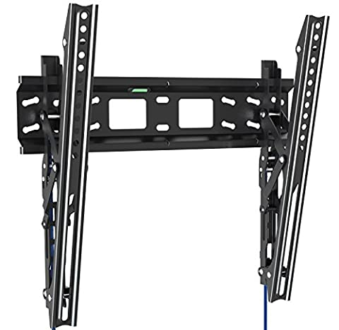 Invision® TV Wall Bracket Mount with Tilting Action for 32 to 55 Inch 3D, LED, LCD Screens - Universal & VESA/400 Max - *Please Check Your TV VESA Mounting Holes Before Purchase*