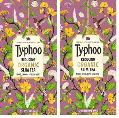 Typhoo-Detoxing-Organic-Slim-Tea-40-envelope-bags-2-Packs-of-20-bags-in-each