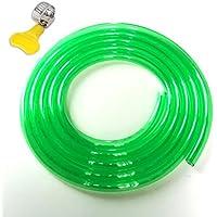 Sharplace Manguera de Agua de Jardín de PVC Jardinería Flexible Buen Material Antienvejecedor Suave, Verde