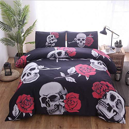 SHJIA Bettwäsche aus ägyptischer Baumwolle Set Queen King Size Style Spannbetttuch Set Pillow Shams B 200x200cm - Queen Supreme Spannbetttuch