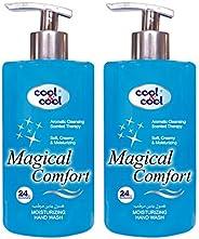 Cool & Cool Magical Comfort Hand Wash 500ml Twin
