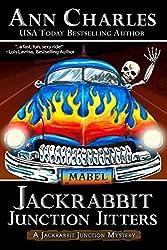 Jackrabbit Junction Jitters (Jackrabbit Junction Humorous Mystery Book 2) (English Edition)