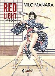 Red light. Art book