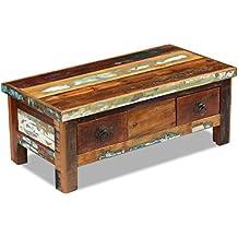 Tavolino Da Soggiorno Vintage.Tavolini Da Salotto Vintage Amazon It