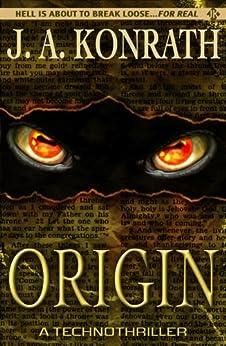 Origin (The Konrath Horror Collective) by [Konrath, J.A., Kilborn, Jack]