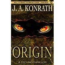 Origin (The Konrath/Kilborn Collective) (English Edition)