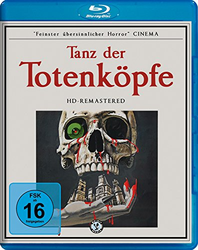 Tanz der Totenköpfe [Blu-ray]