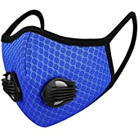 RANTA Res-pirador antipolución de Máscara antipolvo Máscara de seguridad a prueba de polvo Lavable | Mascara Reutilizables | Mascarilla filtrada antipolución