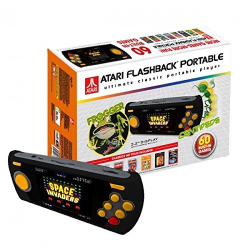 Official Atari Flashback Portable (UK) (Atari) with 60 retro games