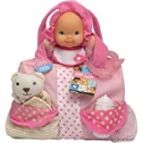 Babys First Tiny Totes Doll (Colors/Styl...