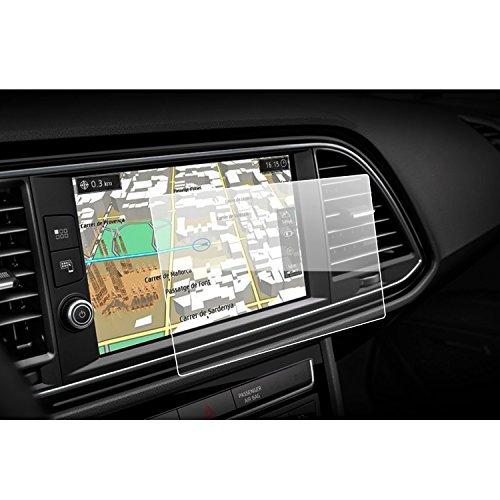 LFOTPP Schutzfolie für Seat Media-System Plus 8\'\' Touchscreen Leon ST SC 5F 2015-2017