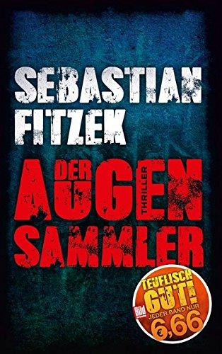 Buchcover Der Augensammler (BILD am Sonntag Mega-Thriller 2018)