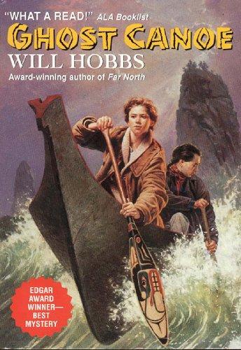 Ghost Canoe (English Edition) (North West, Halloween)