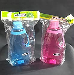 Nayasa Fontana 1500Ml Bottle With Handle 2Pcs Set