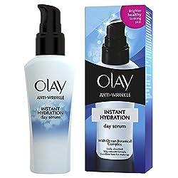 Anti-Wrinkle Instant Hydration Day Serum Moisturiser, 50 ml