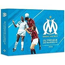 L'agenda-calendrier Olympique de Marseille 2018