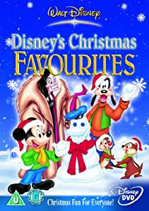 Disney Christmas Favourites (Single Disc) [DVD]