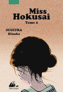 Miss Hokusai Edition simple Tome 2