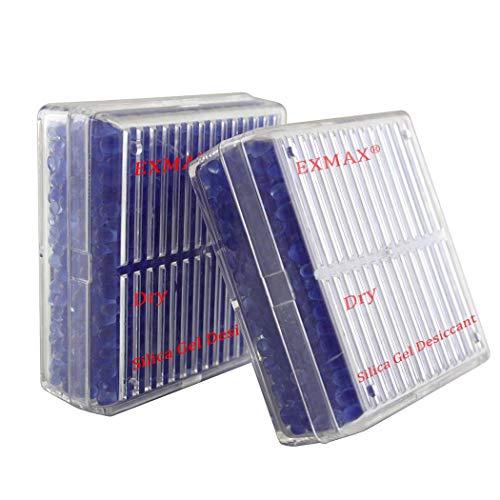 Exmax® Funcional reutilizable Gel Sílice desecante