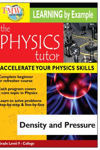 Physics Tutor: Density and Pressure -