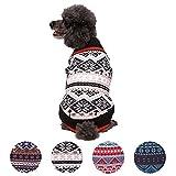 Schneeflocken Hundepulli