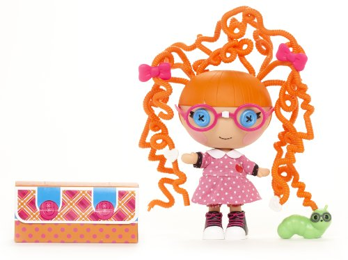 Lalaloopsy Littles Silly Hair Puppe - Specs Reads-A-Lot [UK Import]