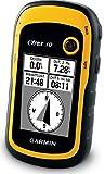 Garmin eTrex 10 GPS Handgerät – 2,2″ Touchdisplay, Batterielaufzeit bis 25 Std., großer interner Speicher - 2