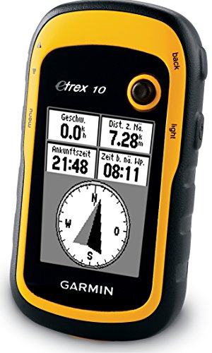 carte garmin etrex 10