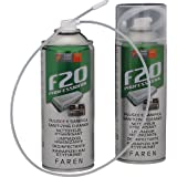 Faren 991003 - Higienizante para climatizadores, translúcido